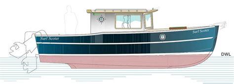 surf scoter boat surf scoter 22 devlin designing boat builders