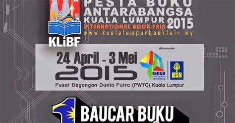 Rak Buku Murah Kuala Lumpur tarikh pesta buku antarabangsa kuala lumpur 2015
