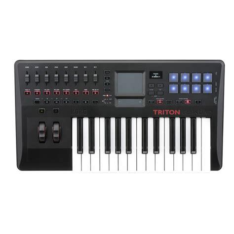 Keyboard Korg 7 Jutaan korg triton taktile 25 25 key controller keyboard with triton sounds at gear4music