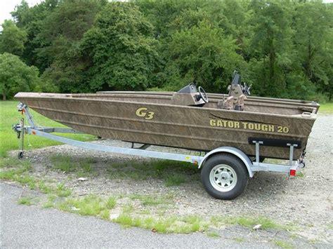 jon boat for sale g3 jon boat 20sc boats for sale