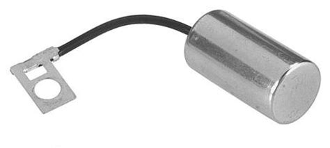 capacitor or high output alternator part 461100 capacitor for 10dn 10si 27si type 100 and 29si series alternators