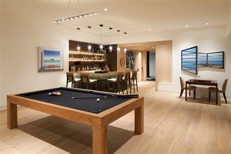 room bar decor pool table room decorating ideas family room contemporary