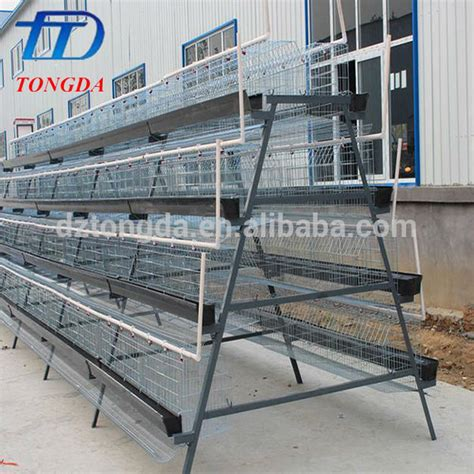 Kandang Set plastic battery chicken layer cage sale for pakistan farm