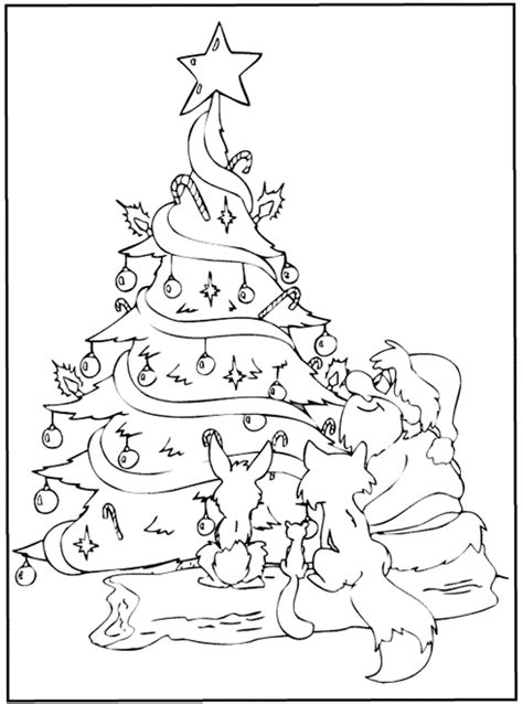 christmas borders coloring page free coloring pages of christmas border