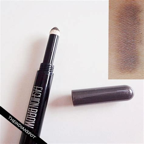 Maybelline Fashion Brow new maybelline fashion brow duo shaper review