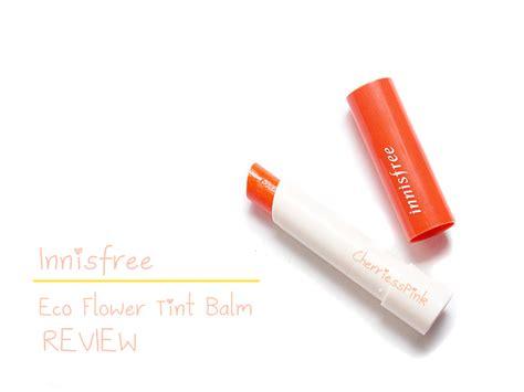lip balm pensil bibir innisfree eco flower tint balm lizachan just a innisfree eco flower