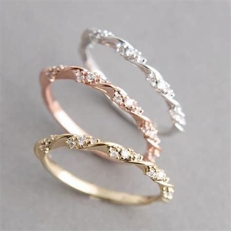 1000 ideas about dainty engagement rings on