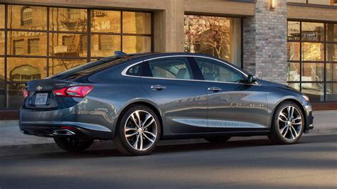 Chevrolet Malibu Rs by 2019 Chevrolet Malibu Facelift New And Rs Trim Paul