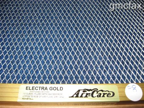 air care furnace filters air care 18x20x1 gold electrostatic furnace a c filter