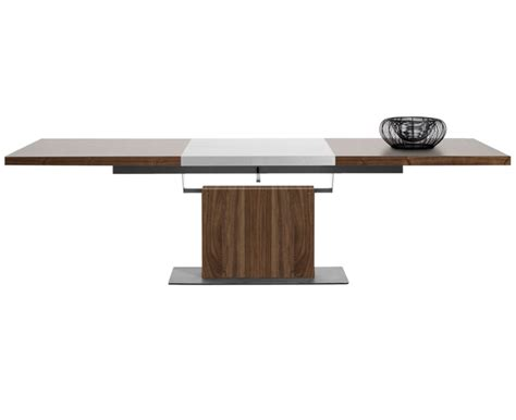 bo concept dining table bo concept dining table extendable dining table by