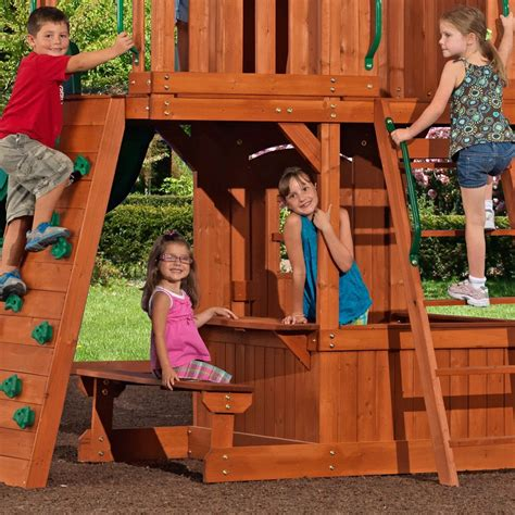 backyard discovery monterey monterey wooden swing set playsets backyard discovery