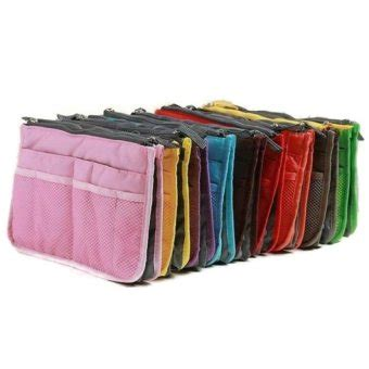 Bag In Bag Bag Organizer dual bag in bag organizer lazada ph