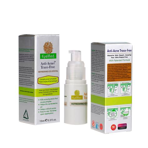 Illuminare Acne Spots Gel 15ml 2n 15ml professional anti acne treatment product medicine powerful spot and scar removal