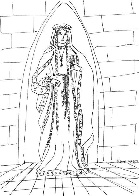 medieval times coloring pages middle ages coloring page 3