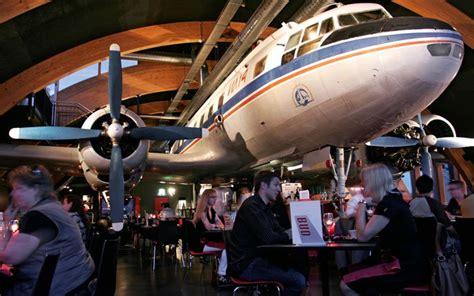 skandinavische len klassiker flug erlebnis restaurant runway 34