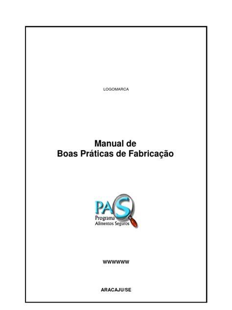 Manual Bpf Modelo