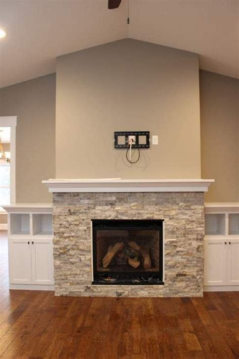 20 amazing tv above fireplace design ideas decoholic 17 modern fireplace tile ideas for your best home design