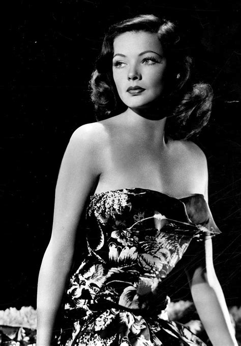 361 best images about Gene Tierney on Pinterest