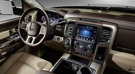 Dodge Ram 2015 Interior by Mata Automotive Products