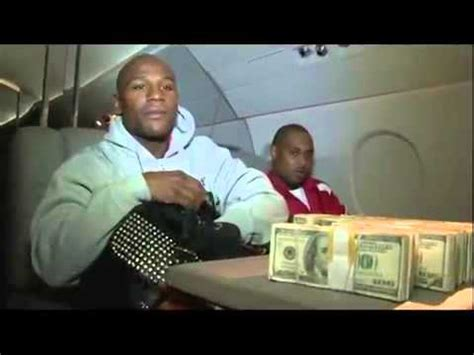 floyd mayweather money bag ridiculousness floyd money mayweather 1million in louis stewart backpack