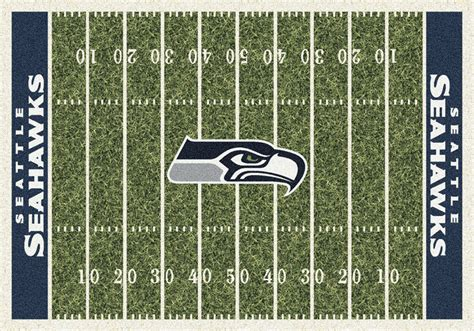 Area Rugs Buffalo Ny Seattle Seahawks Home Field Area Rug Nfl Football Logo