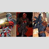 Red Hood Vs Deadshot | 1500 x 750 jpeg 150kB