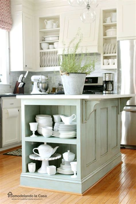 painting kitchen island best 20 painted island ideas on blue kitchen