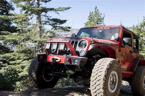 Jeep Rubicon Trail 20th Anniversary Rubicon Trail 2017 Jeep Jamboree Usa