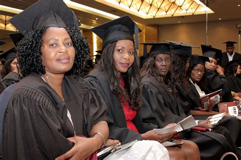 Southern 2013 Summer Mba Graduation by Southern Business School Namibia Graduates 225 New Era