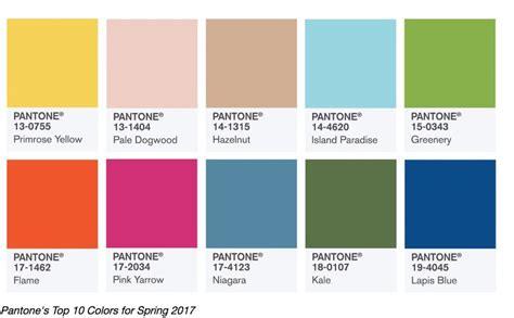 pantone color report 2017 2017年春 夏の流行色 トレンドヘアを一挙ご紹介 どれが流行るの trendepo