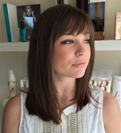 Shoulder Length Hairstyles For Thin Hair by 40 Amazing Medium Length Hairstyles Shoulder Length