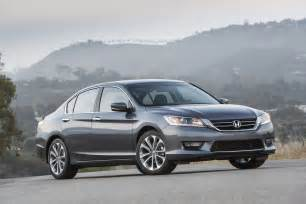 2015 Honda Accord Sport Coupe 2015 Honda Accord Reviews And Rating Motor Trend