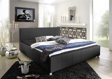 Bett 100x200 Schwarz by Sam 174 Design Bett 100 X 200 Cm Schwarz Auf Lager