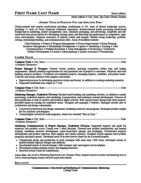 resume templates 101 project manager resume template premium resume sles