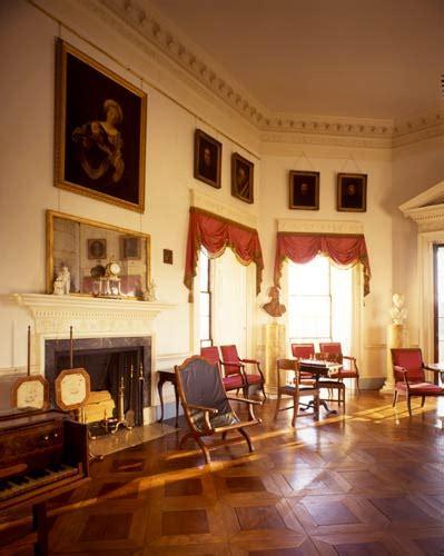 Monticello Interior by Monticello S Jefferson S Monticello