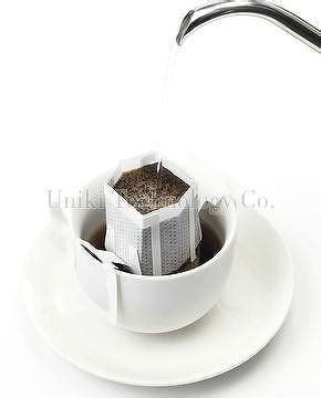 Single Serve Coffee Bags by Drip Coffee Filter Paper Bags Manufacturer Uniki