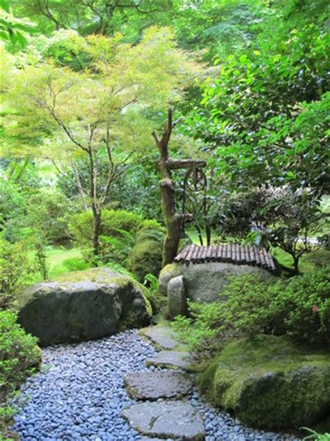 Gardening Naturally Japanese Maple Tree Picture Of Portland Japanese Garden