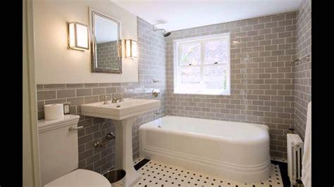 Modern Bathroom Tile Images by Modern White Subway Tile Bathroom Designs Photos Ideas