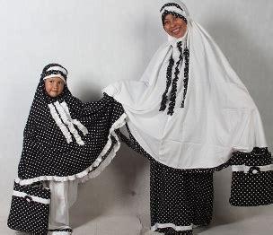Mukena Ibu Dan Anak Green mukena seragam ibu anak toko bunda