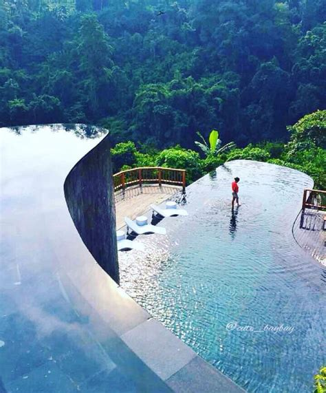 hanging infinity pools bali 25 best ideas about ubud hanging gardens on pinterest