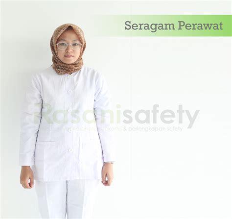 Jual Jas Dokter Merk Dua Saudara gambar seragam kesehatan murah toko seragam kesehatan