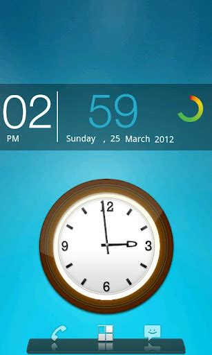 ultimate custom clock uccw 1 2 9 theme for android android themes free android themes free