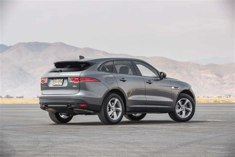 new suv jaguar 2017 jaguar f pace test the sports car of suvs