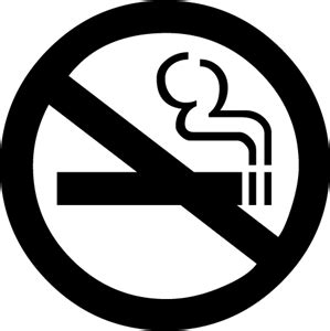 no smoking sign vector png no smoking symbol logo vector ai free download