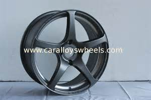 17 Inch Alloy Truck Wheels Modern Design Polished Car 17 Inch Alloy Wheels 15x6 5