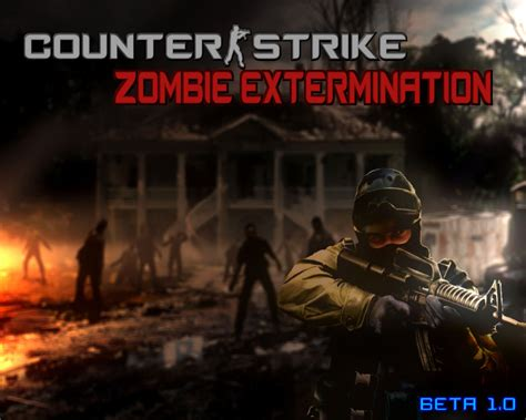 counter strike zombie mod game free download counter strike zombie extermination 1 0 beta counter