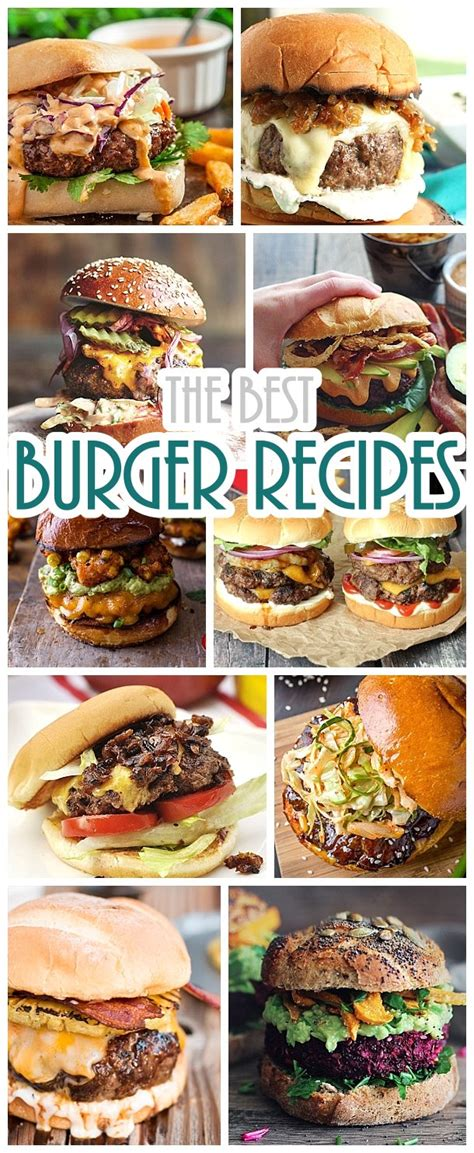 Easy Burger Recipes For The Grill by The Best Burger Recipes The Ultimate Grillmaster