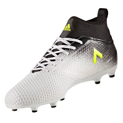 Adidas Football Ace 17 3 Fg adidas ace 17 3 fg ftwr white solar yellow black