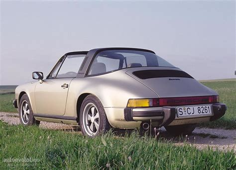 porsche targa 80s porsche 911 targa 930 specs 1974 1975 1976 1977