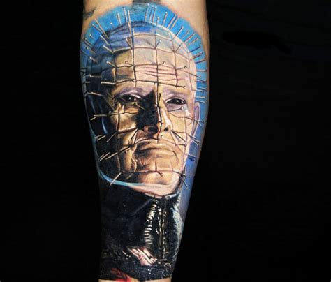 hellraiser tattoo hellraiser by nikko hurtado no 3165